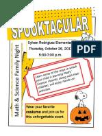 p2-a1-spooktacular flyer