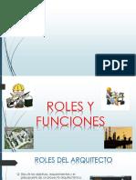 Roles y Funciones