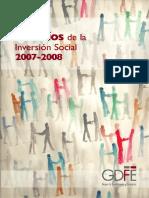 DesafiosdelaInversionSocialPrivada2007 2008