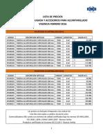 Lista de Precios SYE - 2016 (2)