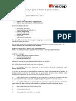 Bases Tecnicas Informe Final de Sistema de Puestas a Tierra INFORME BT MT