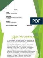 Diapositivas de Inventarias 1