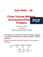 CFD -II Chapter 4 FVM for Convection-Diffusion Problem.pptx