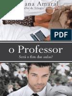 3. O Professor Tatiana Amaral