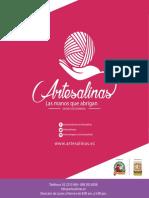 Catalogo Artesanias de Alpaca