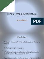 Hindu Temple Architecture - Final 2