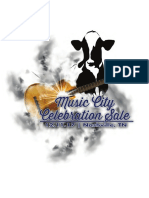 Music City Celebration Sale