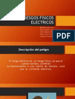 Riesgos Fisicos Electricos