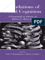 2003 Foundations of Social Cognition_ a Festschrift in Honor of Robert s Wyer, Jr. (2003)