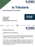 Nuevos Regímenes de Tributación I Christian Aste (1)