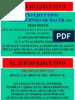 (8E) JUICIO EJECUTIVO OBLIG. DE HACER.ppt