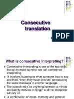 Consecutive translation.ppt
