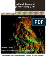 International Journal of Image Processing.