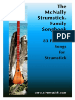 Strum Stick Family Songbook