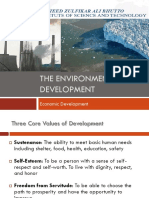Lec # 13 ED (Environment...)
