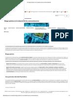 El Riesgo Químico en La Industria de Los Semiconductores