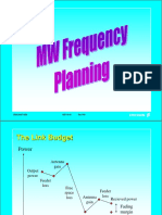 4 MW Frequency Planning