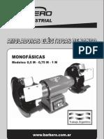 Manual Amoladoras Monof