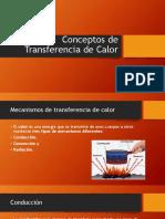 Presentacion Conceptos Transferencia de Calor