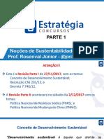 Ronseval Junior - 27-11 - Aulão Sustentabilidade Trf 5 Parte 1