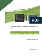 MKS TFT28 32 V3.0 Datasheet