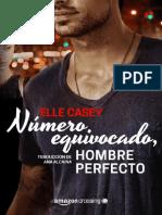 Numero Equivocado, Hombre Perfe - Elle Casey