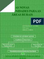 Oport Areas Rurais