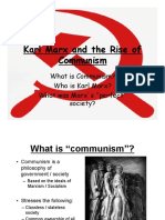 Karl Marx Communism 101