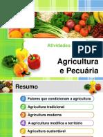 9. a Agricultura