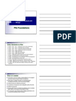 CE 632 Pile Foundations Part-1 Handout