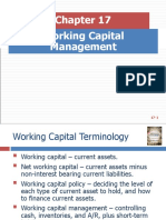 2. Working Capital and Cash