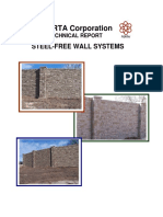 FORTA - Steel-free Wall Panel Report