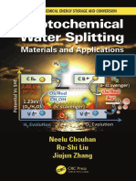 (Electrochemical Energy Storage and Conversion (CRC Press)) Chouhan, Neelu_ Liu, Ru-Shi_ Zhang, Jiujun-Photochemical Water Splitting_ Materials and Applications-CRC Press (2017)