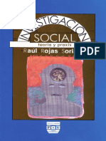 Investigacion Social Teoria Praxis Rojas