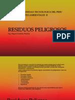 014 Residuos Peligrosos