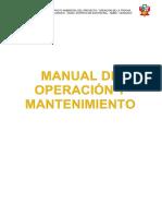 Manual de Operacion y Mantenimiento_corralcancha