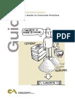 A guide to concrete basics Australia.pdf