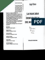 Angel Rama - Las máscaras democráticas del modernismo