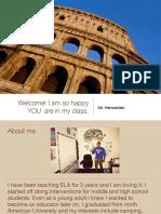 introduction presentation-hernandez