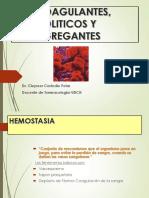 Clase Anticoagulantes Udch