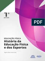 Educacao Fisica Historia Da Educacao Fisica e Esportes