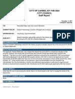 Refund of Historic Property Evaluation Deposit Fee 12-05-17