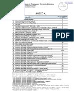 Lista de órgãos com servidores devedores em 2015