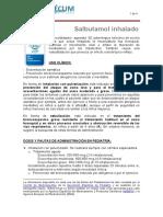 Salbutamol_inhalado