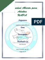 tarea1 de legislacion y gestion educativa de gladys fermin.docx