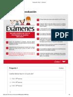 Evaluación_ Quiz 1 - Semana 3