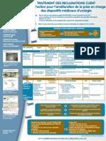 Traitement Des Réclamations Clients Plan d'Action Pour l'Amélioration de La Prise en Charge Des Dispositifs Médicaux