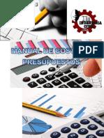 Manual de Costos y Presupuestos
