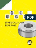 BL Spherical Plain Bearings