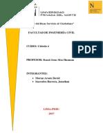 Calculo 4 Serie de Fourier